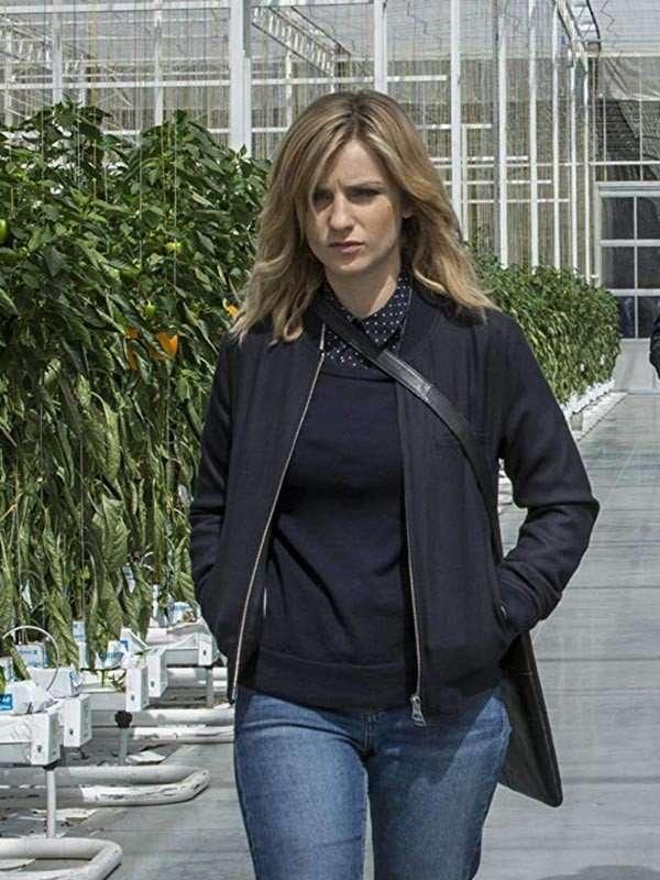 Karin Parke Black Mirror Jacket