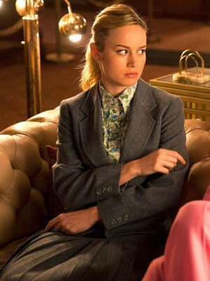Unicorn Store Brie Larson Wool Coat