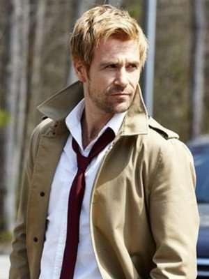 Matt Ryan Trench Coat