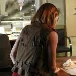 Lucy Hale TV Series Pretty Little Liars Fringe Leather Vest
