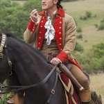 Luke Evans Beauty and the Beast Gaston Trench Coat