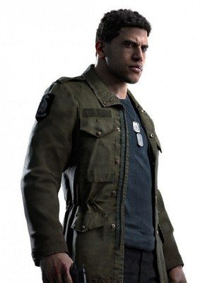 Mafia III Lincoln Clay Jacket