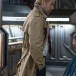 Matt Ryan Cotton Coat