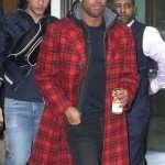 Michael B. Jordan Trench Coat