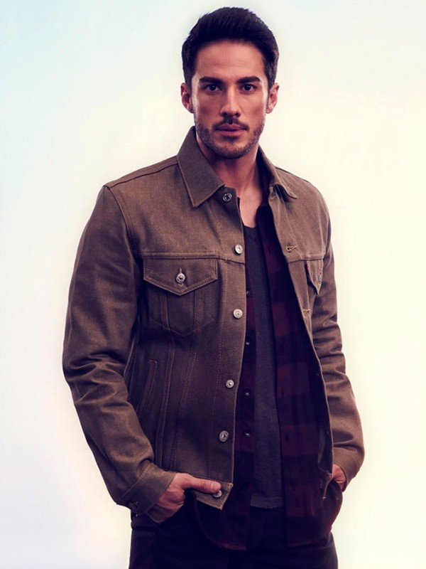 Michael Trevino Roswell New Mexico Kyle Valenti Jacket