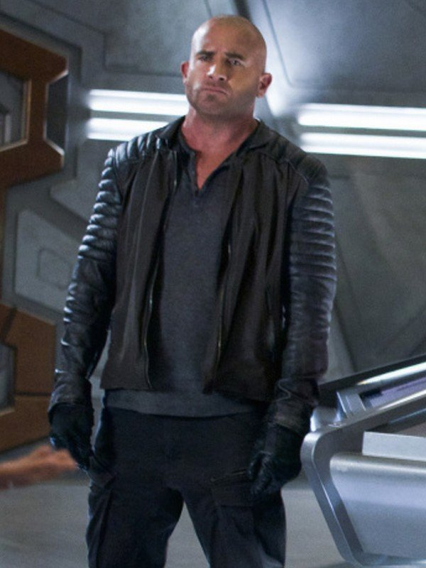 Mick Rory Heat Wave Legends of Tomorrow Jacket