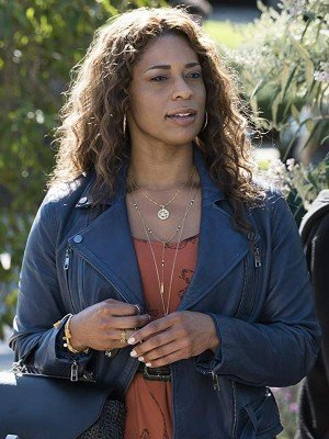 Kimrie Lewis Jacket from Single Parents