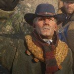 Red Dead Redemption Hosea Fur Coat