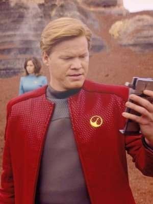 Black Mirror Jesse Plemons Red Jacket