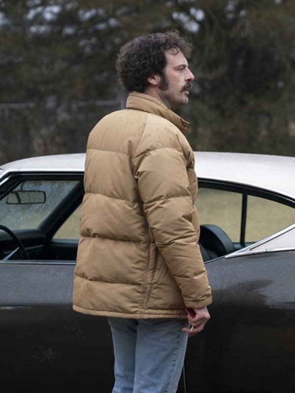 Scoot McNairy Jacket from True Detective