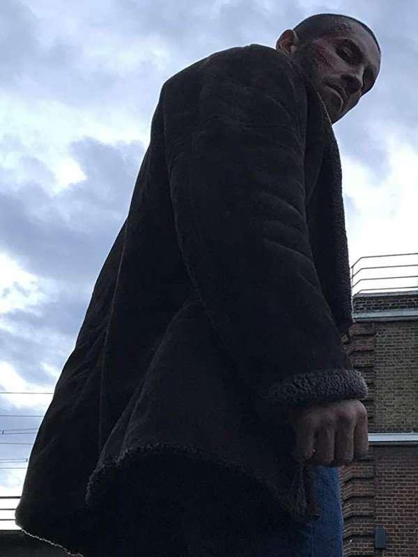 Scott Adkins Shearling Jacket