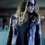 TV Series Arrow Dinah Drake Leather Jacket