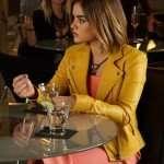 TV Series Pretty Little Liars Aria Montgomery Yellow Jacket