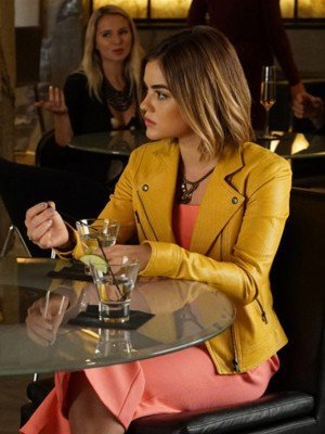 Aria Montgomery Pretty Little Liars Jacket