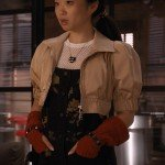 TV Series Take Two Alice Lee Cropped Jacket