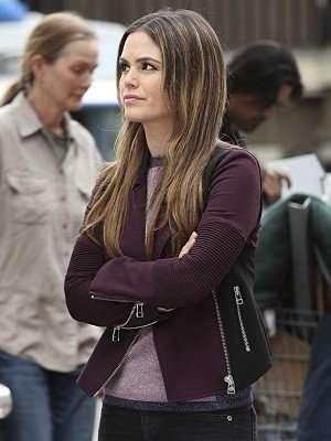 Sam Swift Take Two Rachel Bilson Fleece Jacket