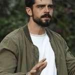 TV Series Take Two Tyler Rollins Cotton Jacket