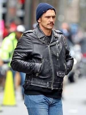 James Franco The Deuce Black Jacket