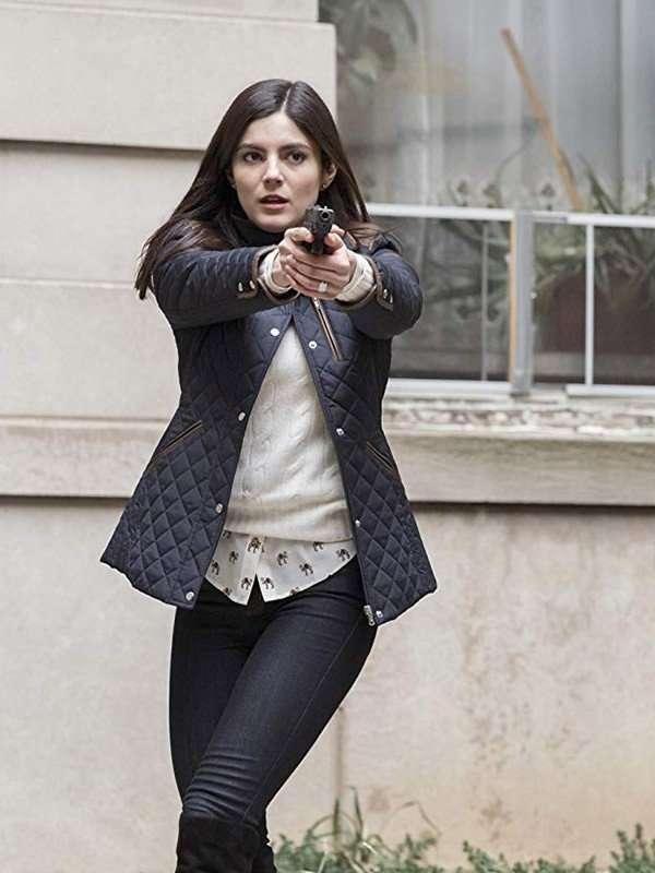 TV Series The Good Cop Cora Vasquez Jacket