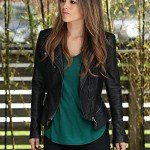 Take Two Rachel Bilson Leather Jacket