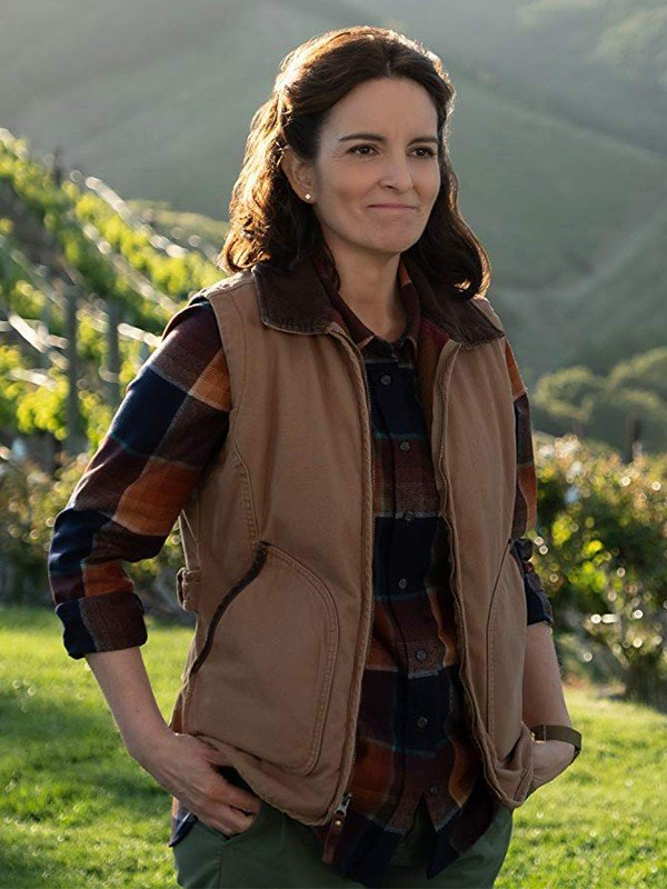 Tammy Wine Country Brown Vest