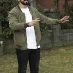 Tyler Rollins Green Jacket