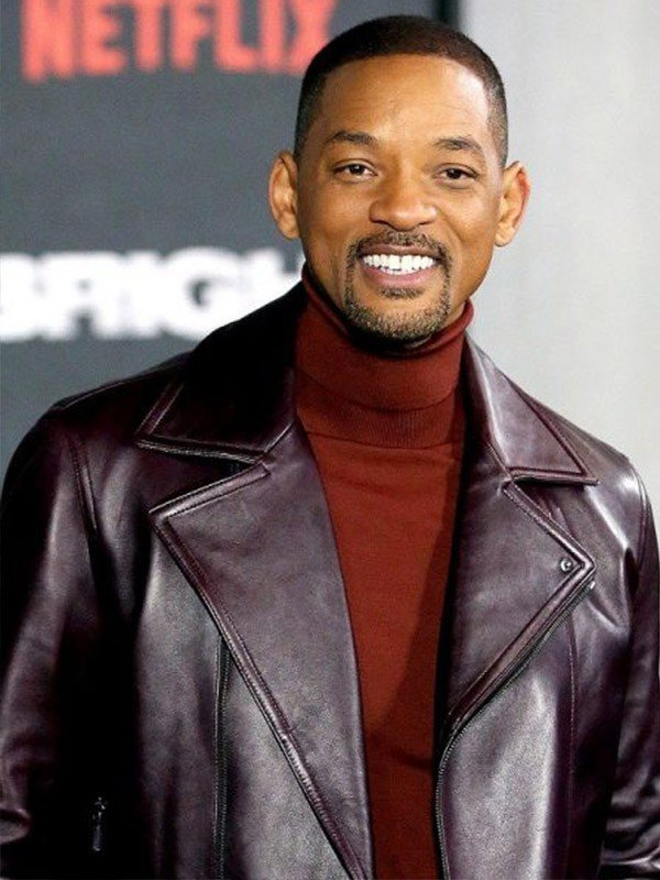 Will Smith Brown Jacket