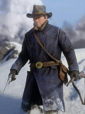 Arthur Morgan Red dead redemption coat