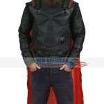 Thor Leather Vest
