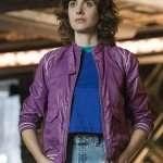 Alison Brie Glow Ruth Wilder Parachute Jacket