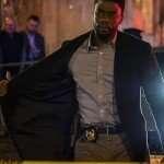 Andre Davis 21 Bridges Black Wool Coat