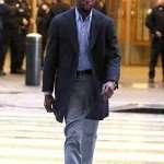 Andre Davis Black Coat