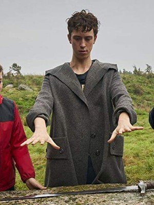 Merlin The Kid Who Would be King Coat