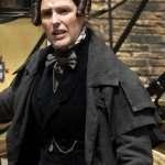 Anne Lister Black Coat