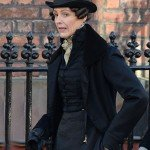 Anne Lister Gentleman Jack Black Coat