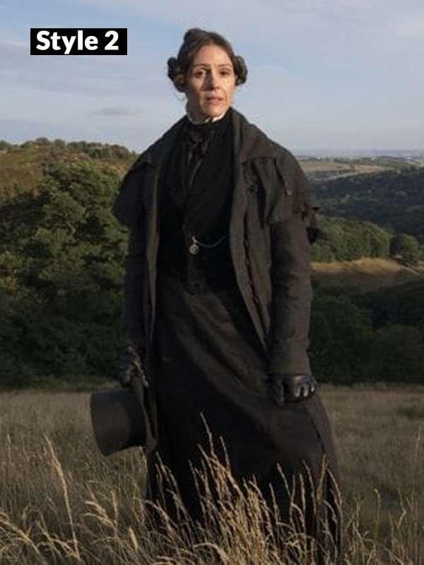 Anne Lister TV Series Gentleman Jack Black Coat
