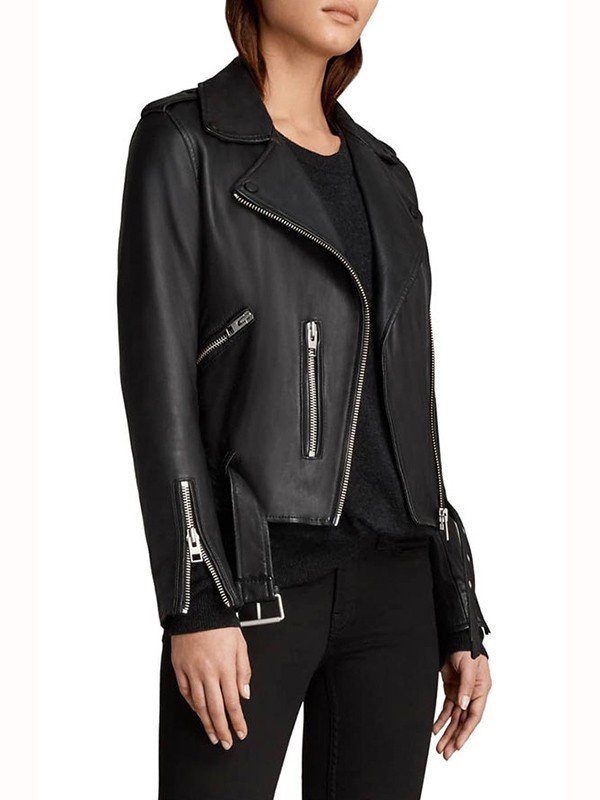 Caitlin Lewis The Perfectionist Black Jacket