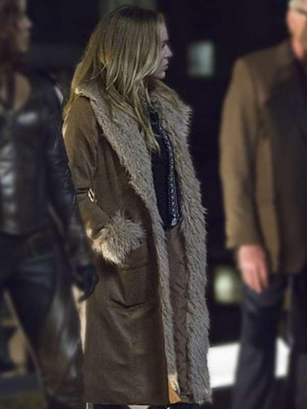 Caity Lotz TV Series Legends of Tomorrow Coat