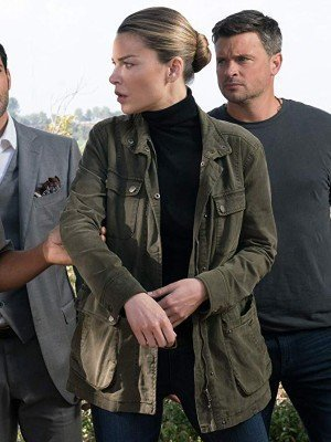 Lauren German Lucifer Cotton Jacket