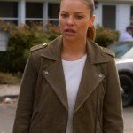 Chloe Decker TV Series Lucifer Jacket