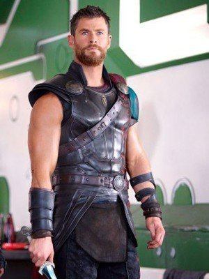 Thor Ragnarok Chris Hemsworth Thor Leather Vest