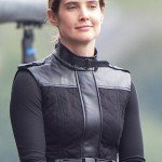 Cobie Smulders Spiderman Far from Home Vest