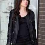 Covert Affair Piper Perabo Annie Walker Black Jacket