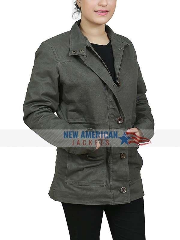 Dead to Me Christina Applegate Cotton Jacket