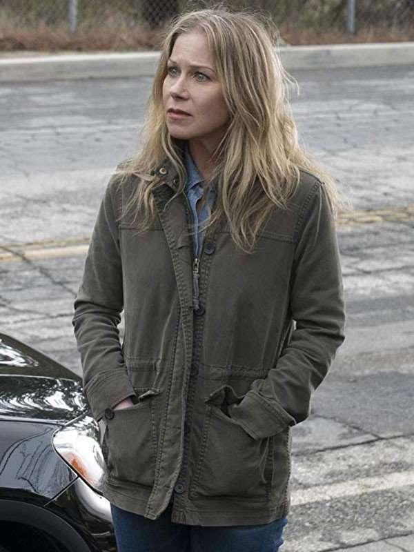 Dead to Me Jen Harding Jacket