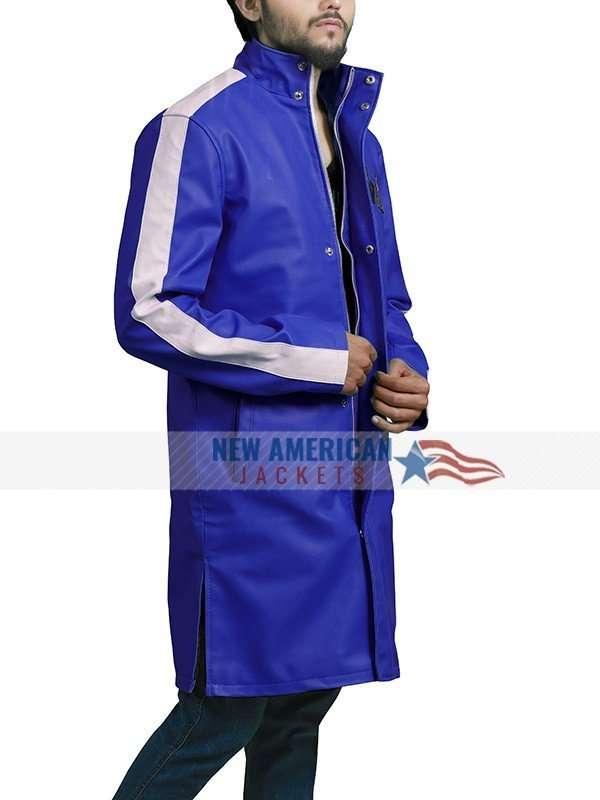 Dragon Ball Goku Sab Blue Jacket