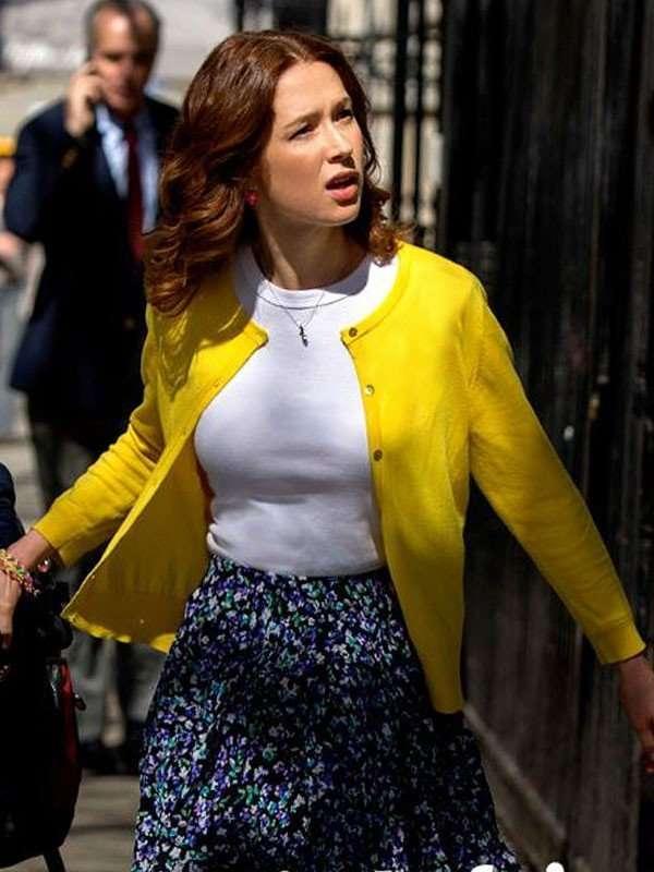 Ellie Kemper Unbreakable Kimmy Schmidt Jacket