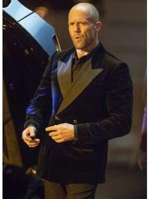 Hobbs & Shaw Jason Statham Blazer Coat