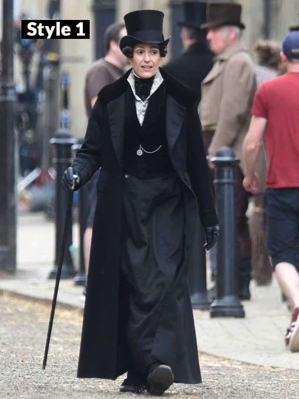 Gentleman Jack Black Coat