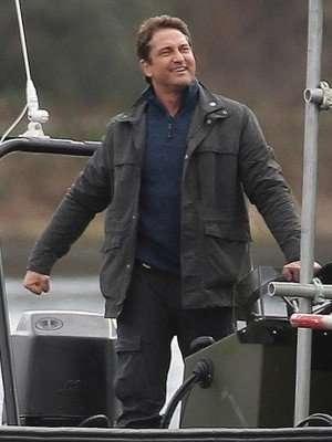 Gerard Butler Angel Has Fallen Jacket
